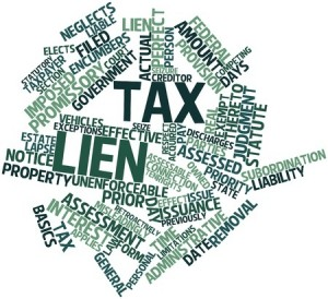 business lien information